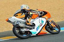 Moto3 - Finsterbusch auf Platz 31