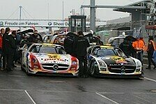 24 h Nürburgring - Qualifying: Black Falcon erneut vorne