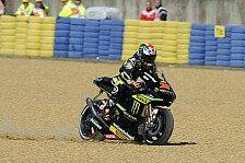 MotoGP - Smith bei Sturz unverletzt