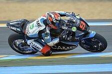MotoGP - Petrucci trotz Problemen glücklich