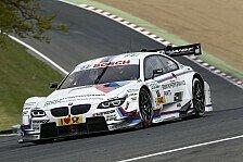 DTM - Tomczyk verliert die Pole in Brands Hatch