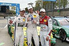 DTM - Nürburgring-Starter stark im Qualifying