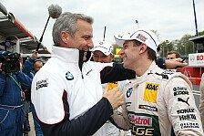 DTM - Marquardt: Sogar Mercedes auf der Rechnung