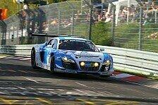 24 h Nürburgring - Audi-Kunden auf Startplatz eins und drei