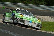 24 h Nürburgring - Vorzeitiges Aus für Bachler