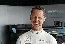 Michael Schumachers private F1-Sammlung wird in der Motorworld Köln ausgestellt