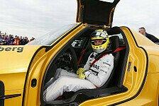 24 h Nürburgring - Rosberg schließt Start in der Zukunft nicht aus