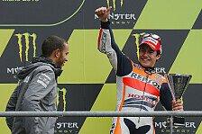 MotoGP - Hamilton von MotoGP beeindruckt