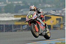 Moto2 - Sandro Cortese zieht Bilanz