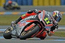 Moto2 - Cortese startet mit Platz 14