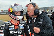 Moto2 - Sandro Cortese und Jürgen Lingg