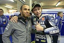 Rossi oder Lorenzo für Rosberg? Spontan-Bewerbung bei Mercedes
