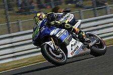 MotoGP - Rossi rechnet mit der Konkurrenz
