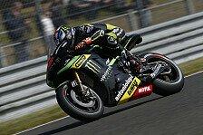 MotoGP - Smith hofft auf Sonne