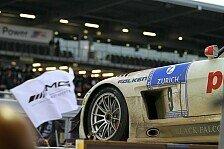 24 h Nürburgring - Black Falcon & Dunlop siegen im Regen