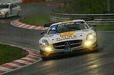 Blancpain GT Serien - Spa: Gutes Qualifying für Rowe