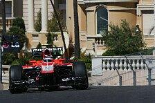 Formel 1 - Marussia-Rookies sind von Monaco begeistert