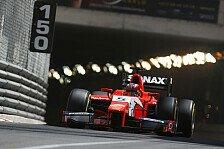 GP2 - Startcrash & Abbruch in Monte Carlo