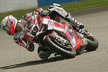 Superbike - Schwieriger Samstag bei Ducati