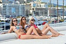 Formel 1 - Live-Ticker: Der Mittwoch in Monte Carlo