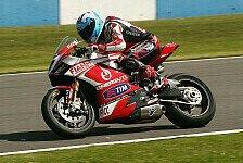 Superbike - Checa verliert den Mut nicht