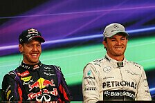 Formel 1 - Gerücht - Ferrari: Interesse an Rosberg und Vettel
