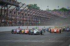 IndyCar - Hammer-Comeback! Villeneuve beim Indy 500