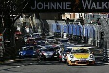 Supercup - Bilder: Monaco - 2. Lauf