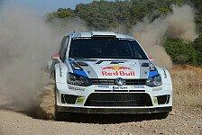 WRC - Latvalas Griechenland-Sieg war in Gefahr