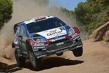 WRC - Was machen die WRC-Piloten in der Sommerpause?