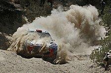 WRC - Kubica: Griechenland wirklich hart