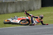 MotoGP - Wie gefährlich ist die Mauer in Mugello?