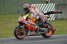 MotoGP - Marquez muss erstmals im Q1 antreten