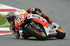 MotoGP - Marquez: Gestern war es viel schlimmer
