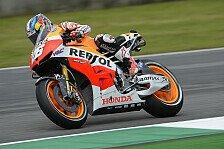 MotoGP - Pedrosa übernimmt die Spitze im letzten Training