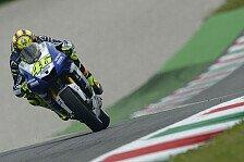 MotoGP - Rossi holt Trainingsbestzeit