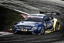 DTM - Lausitzring: Mercedes-Vorschau