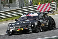 DTM - Bruno Spengler holt Pole in Spielberg