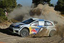 WRC - Ogier: Erster Rückschlag frustrierend