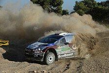 WRC - Mads Östberg