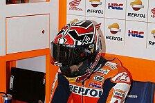 MotoGP - Marquez ist enttäuscht und erleichtert