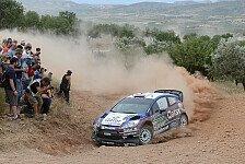 WRC - Bilder: Rallye Griechenland - Tag 1 & 2