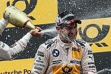 DTM - Glocks Traumstart: Champagner im dritten Rennen