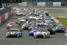 Blancpain GT Serien - Die Starterlisten zur Saison 2014