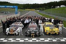 DTM - Lausitzring: BMW-Vorschau