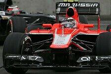 Formel 1 - Marussia Vorschau: Großbritannien GP
