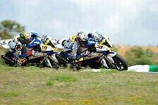 Superbike - Melandri bejubelt knappen Sieg