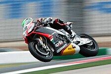 Superbike - Laverty holt den Sieg im zweiten Lauf