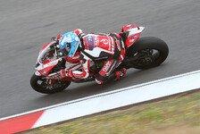 Superbike - Positiver Abschluss für Ducati