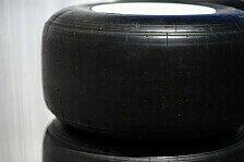 Formel 1 - Pirelli bringt Prototypen nach Silverstone
